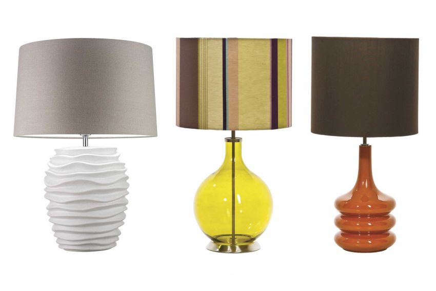 Lamps available from Amos Lighting