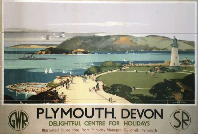 Great Western Rail's 'Plymouth, Devon'