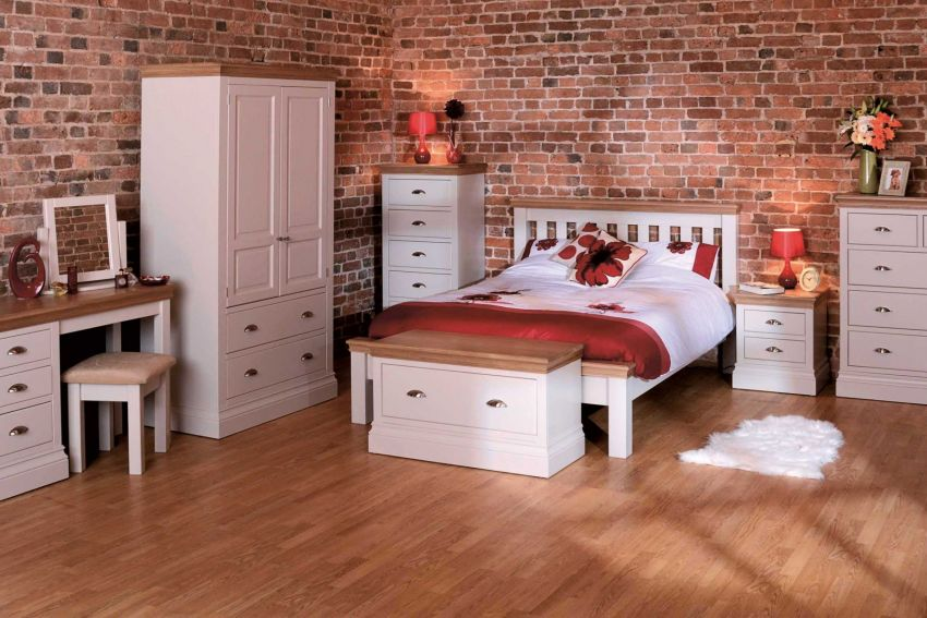 Lynch Tor range of bedroom furniture available from Prestige Furniture in Bovey Tracey
