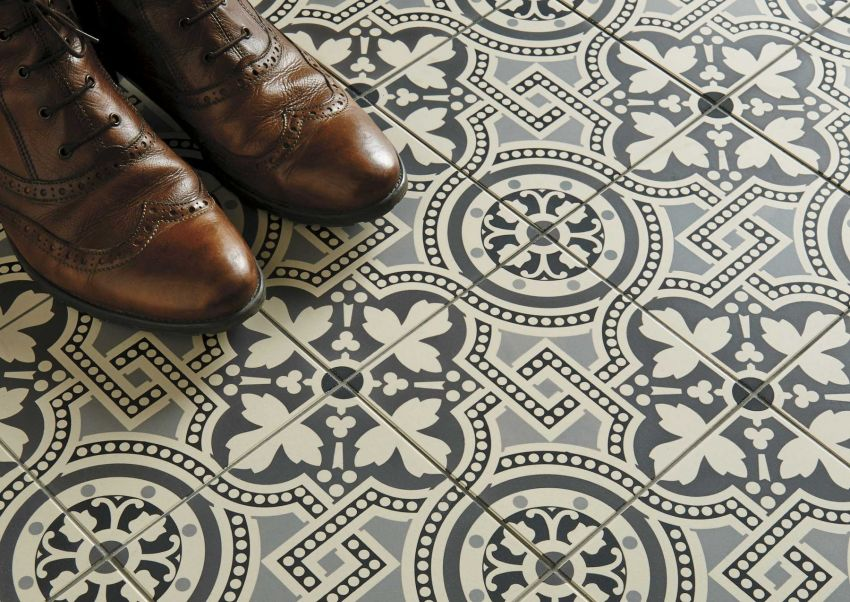 Victorian floor tiles by Original Style