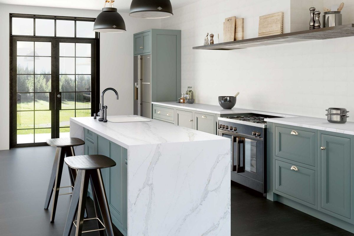 Make a contemporary statement in your kitchen with a Silestone sink